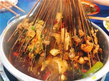 成都最有名的冷锅串串
