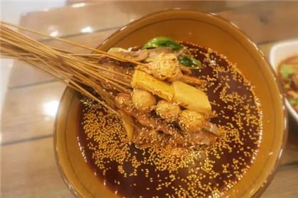 钵钵鸡冷串串菜品有哪些