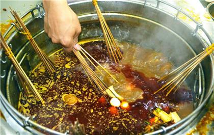 冷锅串串香的汤料做法