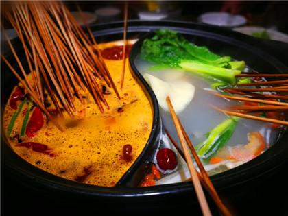 串串香和冒菜有什么区别