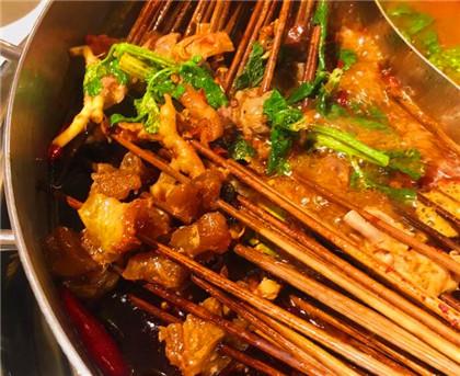 吃喜牛肉串串怎么样