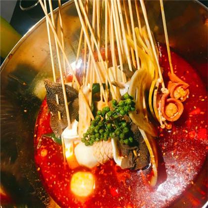 冷锅串串店开在大学城怎么样