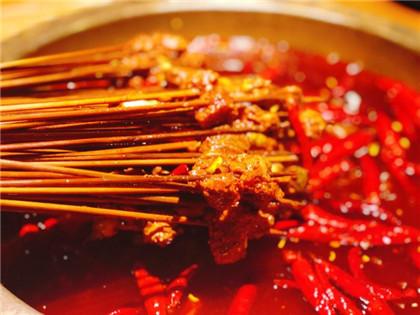 串串香、麻辣烫、火锅和冒菜有什么区别