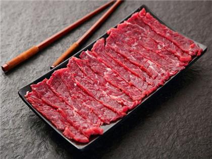 某串串实体店盘装麻辣、嫩牛肉腌制教程