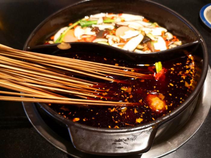 灌县老妈砂锅串串好吃吗
