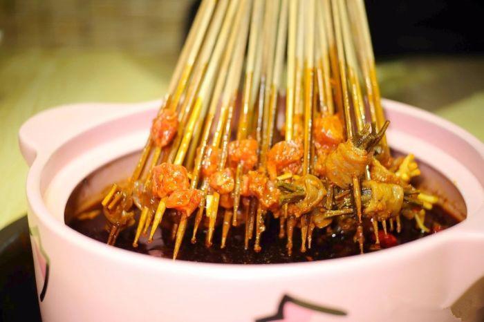 玩味洪七公火锅串串好吃吗