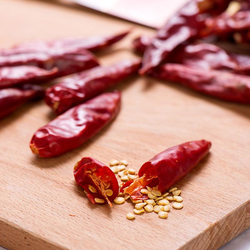 哪种辣椒做红油上色