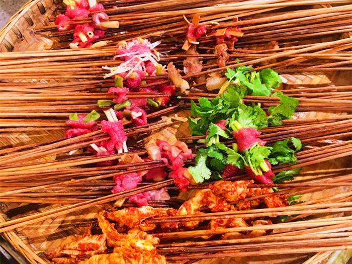 串串香牛肉是哪个部位