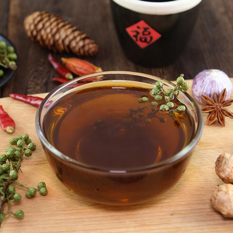 钵钵鸡藤椒油的做法窍门