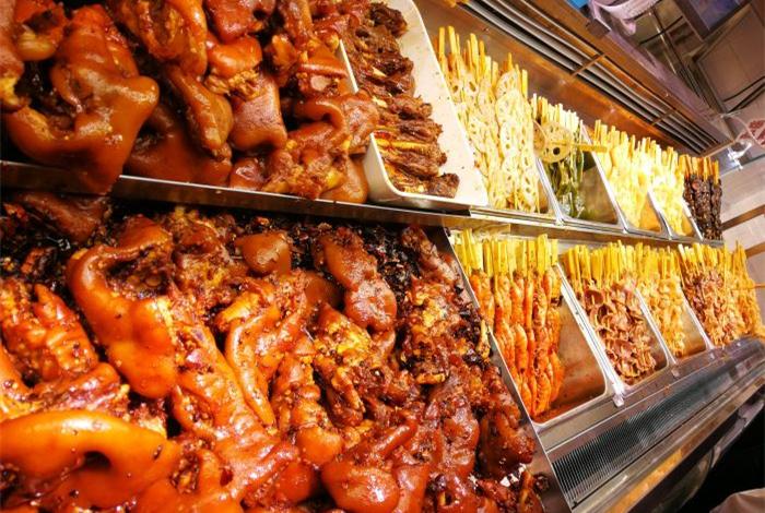 钵钵鸡冷串串食材怎么处理