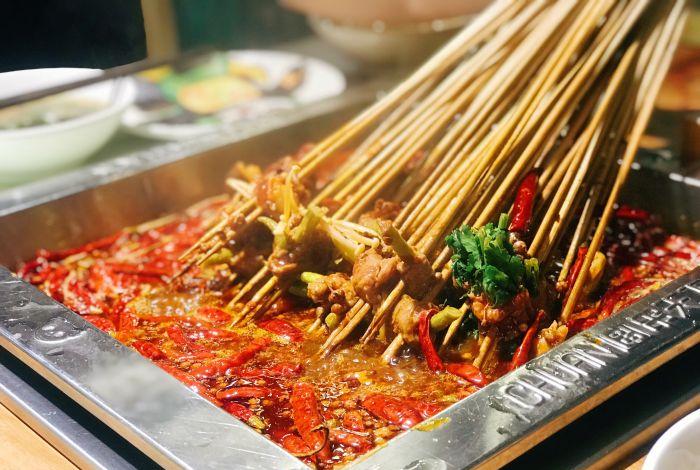 成都最好吃的火锅串串排名