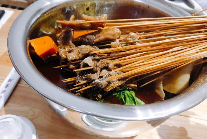成都冷锅串串几种口味
