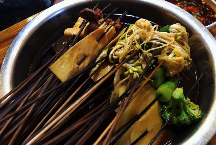 吃冷锅串串一般消费多少钱