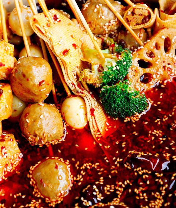 钵钵鸡汤料配方可以做什么菜