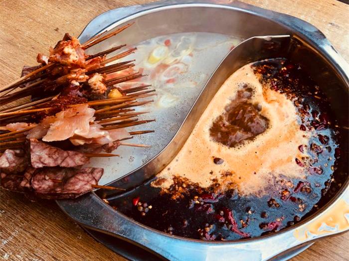 菜麻串串香菜市口老店怎么样