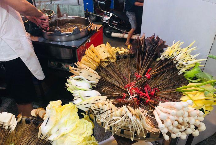 冷锅串串调料哪个好吃
