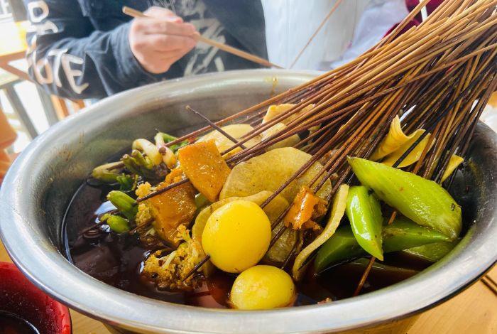 冷锅串串老汤可以一直用吗