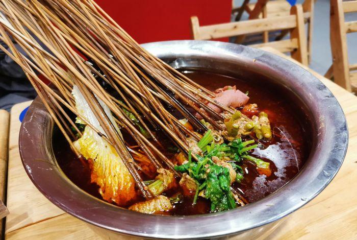 西安冷锅串串哪家好吃