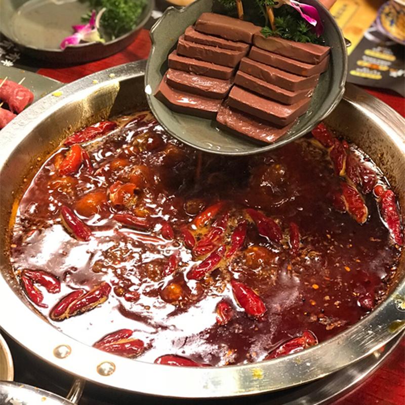 火锅串串香锅底怎么增鲜
