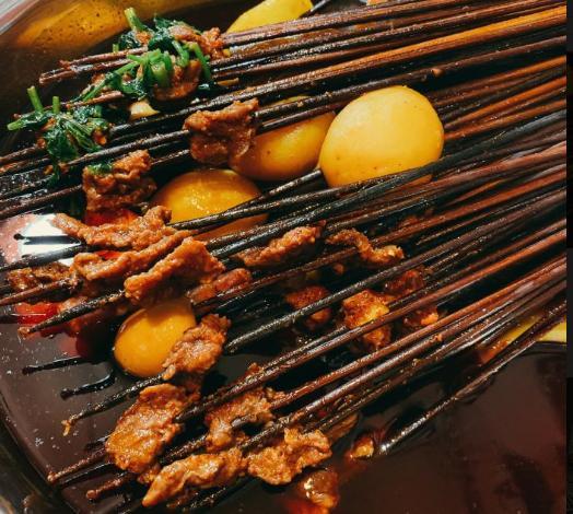 成都冷锅串串需要哪些菜品