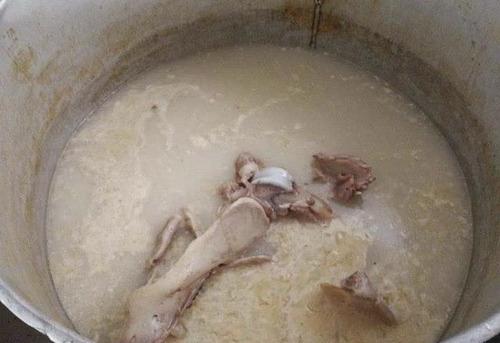 夏天钵钵鸡高汤怎么保存