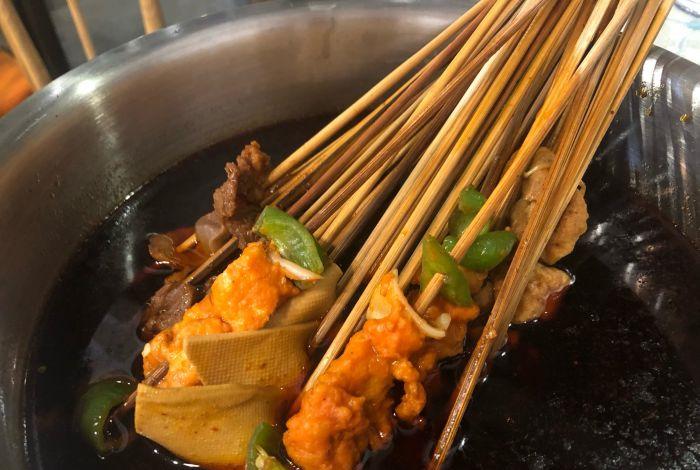 冷锅串串怎么快速入味