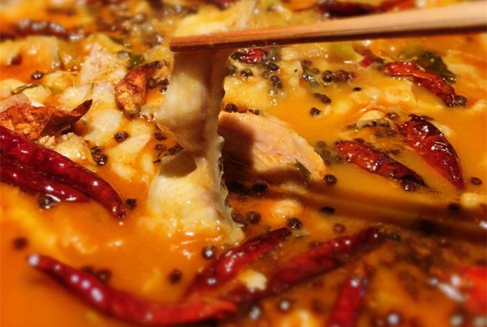 酸菜鱼火锅的做法和步骤
