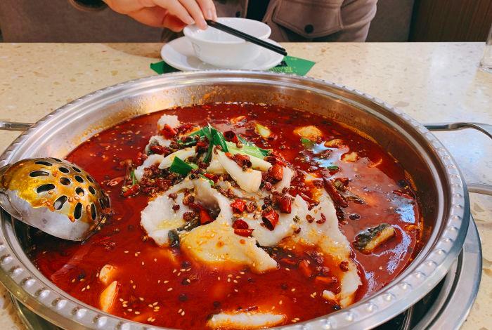 吃鱼火锅的菜品有哪些
