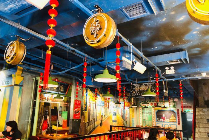 开一个串串香火锅店多少成本