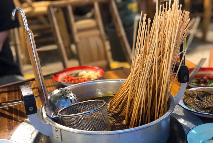 成都串串香哪个味道最地道
