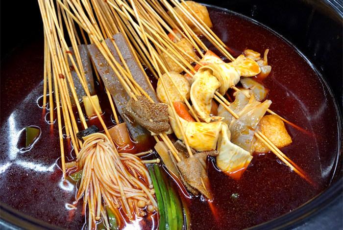 学校食堂档口做冷锅串串怎么样