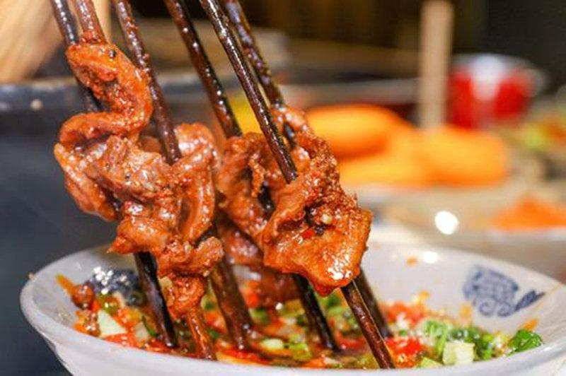 串串店牛肉加什么比较嫩