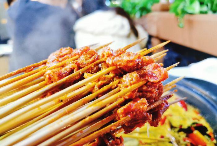串串香菜品最齐全品种都有哪些