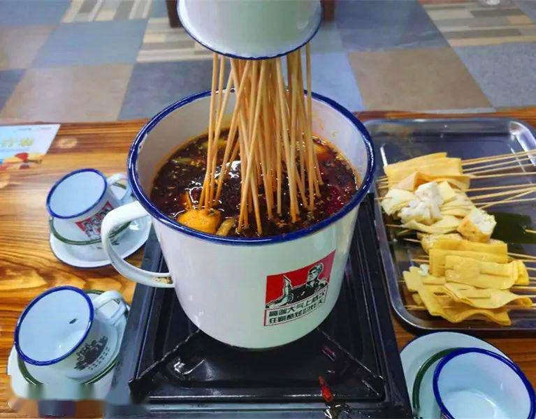 夏天做茶缸串串怎么样