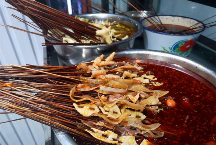 钵钵鸡食材煮多久