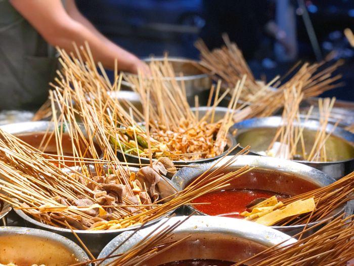 夏季怎么防止卖的钵钵鸡变味