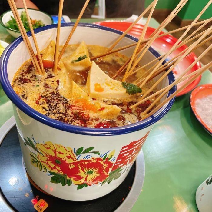 茶缸串串开店筹备流程